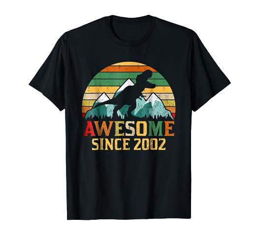 16th Birthday Gift Shirt Dinosaur 16 Year Old Tshirt For Boy