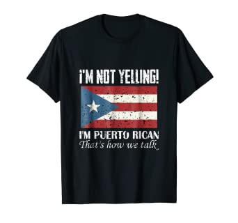 8d4da5a31 Image Unavailable. Image not available for. Color: Funny Puerto Rico T- Shirts