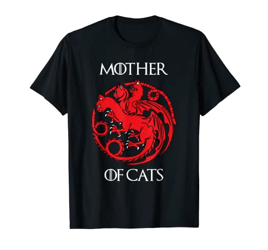002834b0 Amazon.com: Cat Lovers Shirt - Mother of Cats Hot 2019 T-Shirt: Clothing