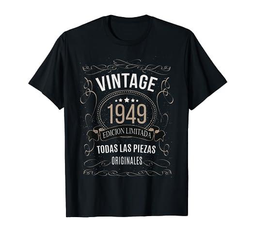 Amazon.com: 70 anos 1949 Edicion Limitada Piezas Originales ...
