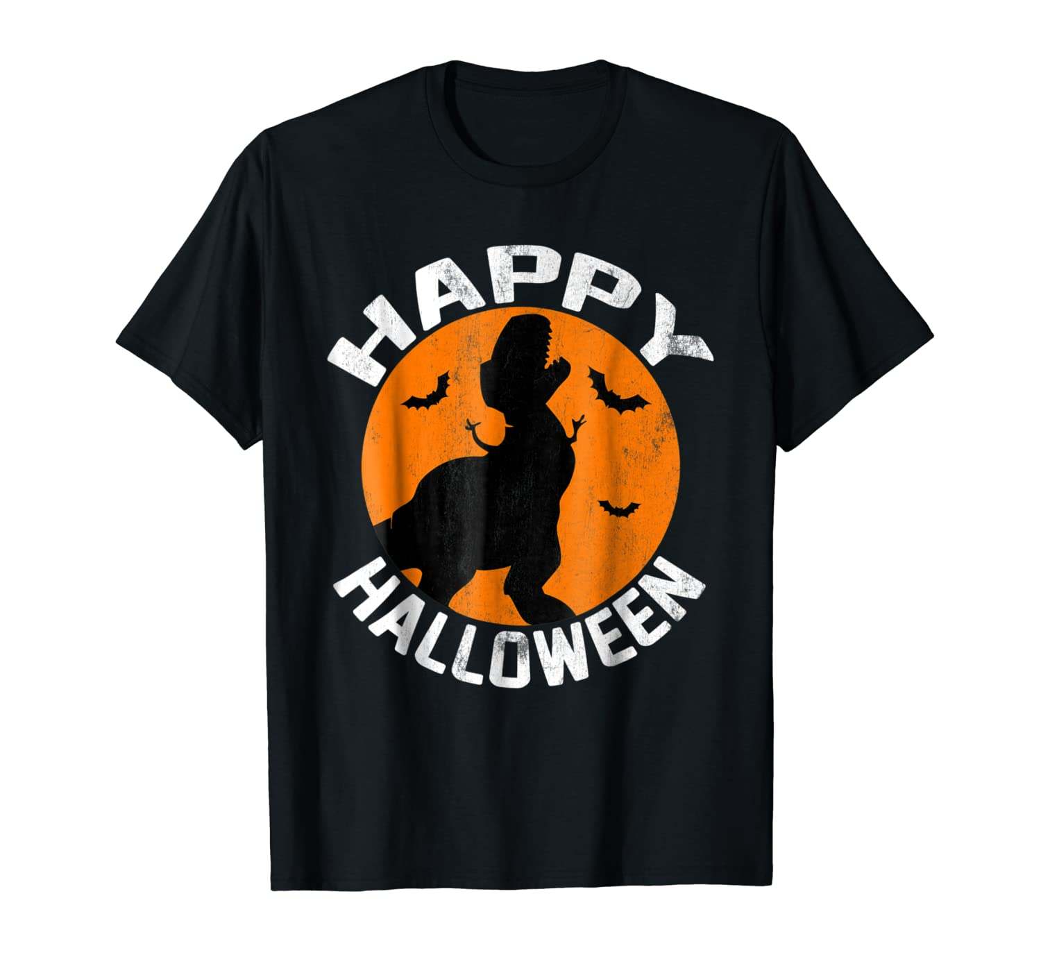 Disney Pixar Toy Story Rex Happy Halloween Graphic T-Shirt
