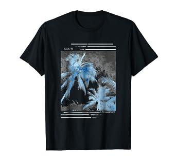 50de883857c Amazon.com  Palm Tree Beach Sunset Shirt