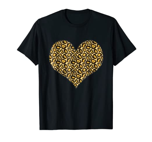 ed231f596a Image Unavailable. Image not available for. Color  Leopard Print Shirts ...