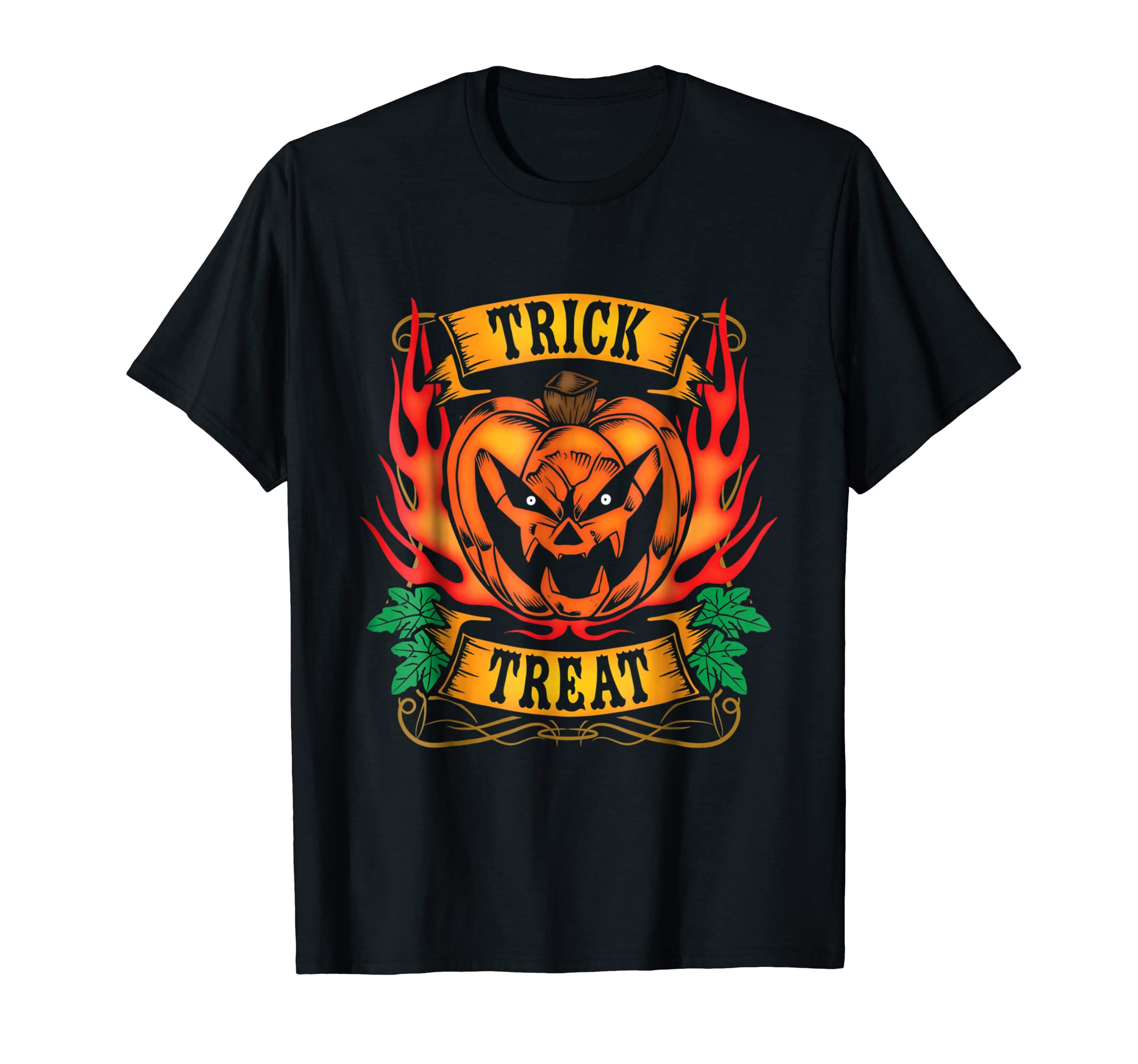 Amazon Cool Funny Halloween Biker Costume T Shirt Front Back
