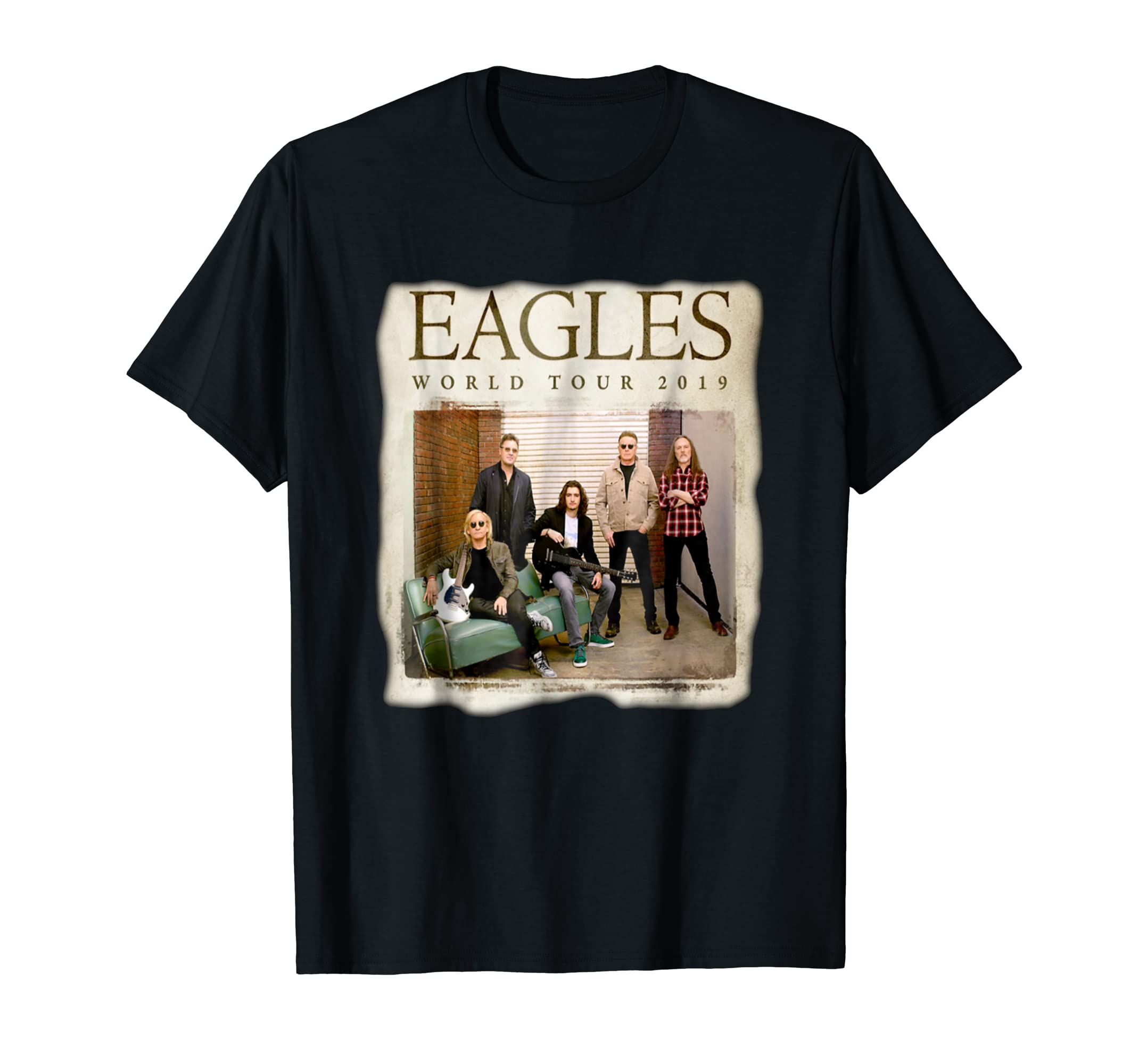 Amazon Com Eagles Tour T Shirt Concert Clothing
