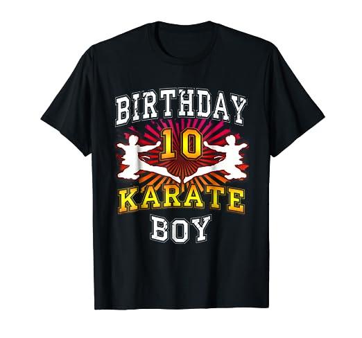 Amazon 10th Birthday Boy Shirt