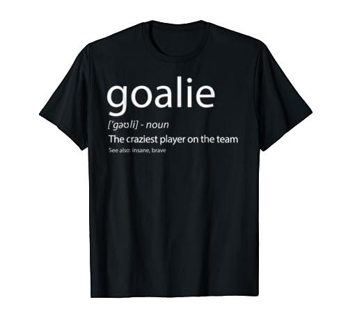 Goalie Gear Shirt Goalkeeper Definition product image