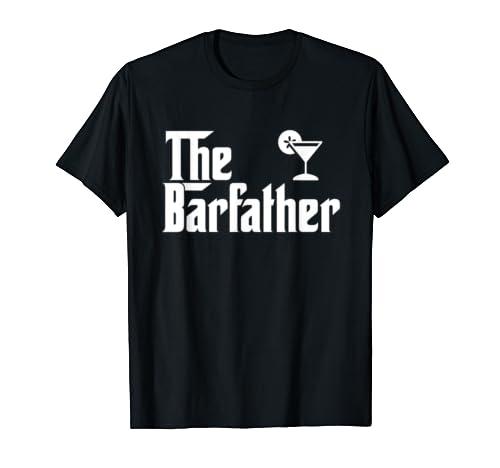 Father Funny Bartender Barman Shirt product image