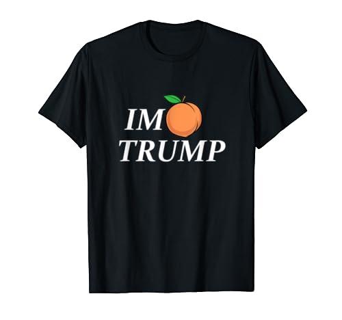 Impeach Donald Trump   Anti Trump   Im Peach Creative Design T Shirt