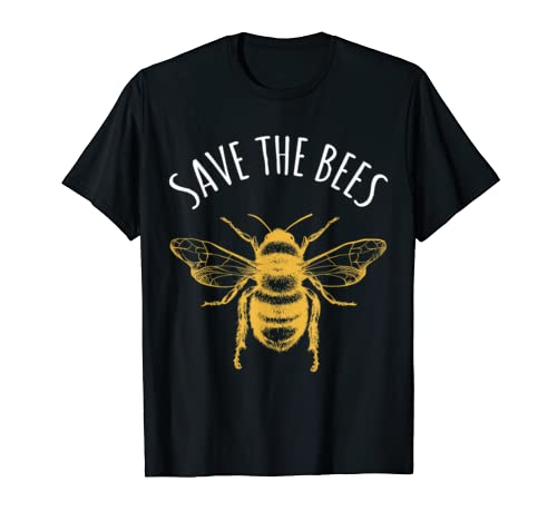 Save The Bees Earth Day Save Our Planet T Shirt