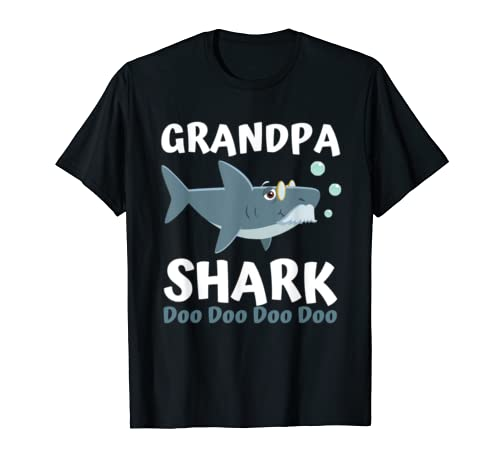 Fathers Day Gift Grandpa T Shirt product image