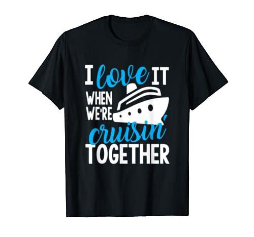 Family Group Cruise, Couple Cruise, Matching Vacation Cruise T Shirt