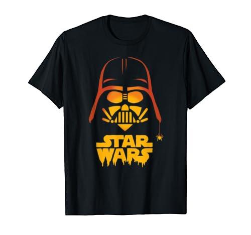 Star Wars Darth Vader Halloween Jack O Lantern T Shirt
