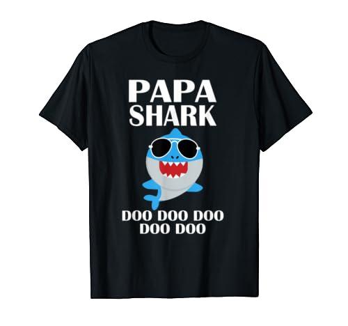 Shark T Shirt Doo Fathers Shirt product image