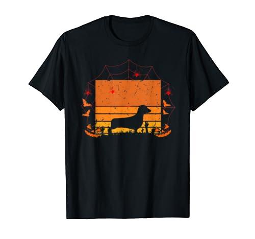 Halloween Dachshund Costume Weenie Dog Gift Dog Lover T Shirt