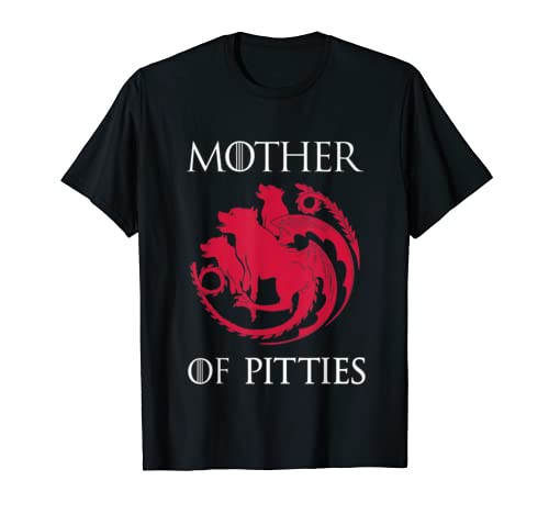 Mother Of Pitties Mom Pit Bull Shirt Mother's Day Gift
