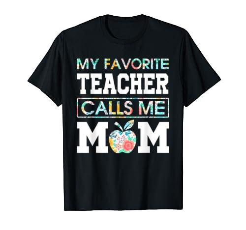 My Favorite Teacher Calls Mom product image