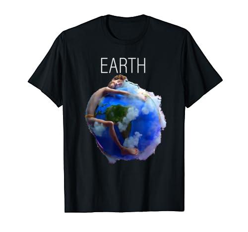 Earth T Shirt,Hug Shirt ,Best Gift Ever For All
