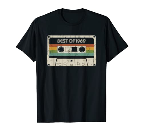 Vintage Best Birthday Cassette T Shirt product image