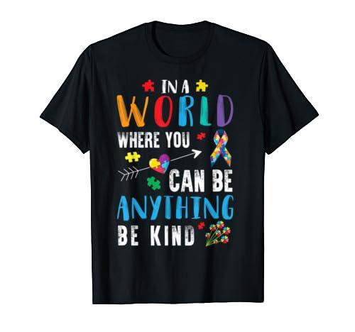 Funny Be Kind Motivational Inspirational Kindness Design T Shirt