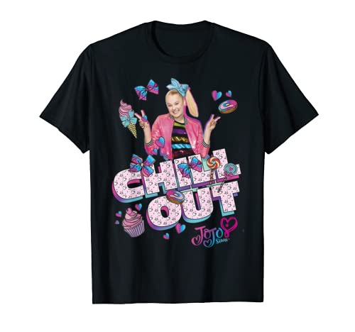 Nickelodeon JoJo Siwa Chill T Shirt product image