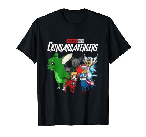 Chihuahuavengers T Shirt  Chihuahua Mother's Day T Shirt