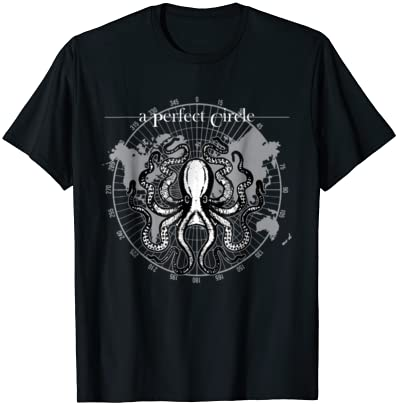 낙지 원형 수학 티셔츠 OCTOPI LOVERS TEE