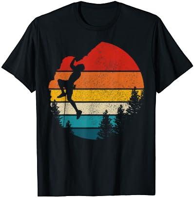 Escalada escaladores montañero alpinismo Regalo escalador Camiseta