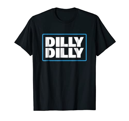 Amazon Bud Light Official Dilly T Shirt Clothing