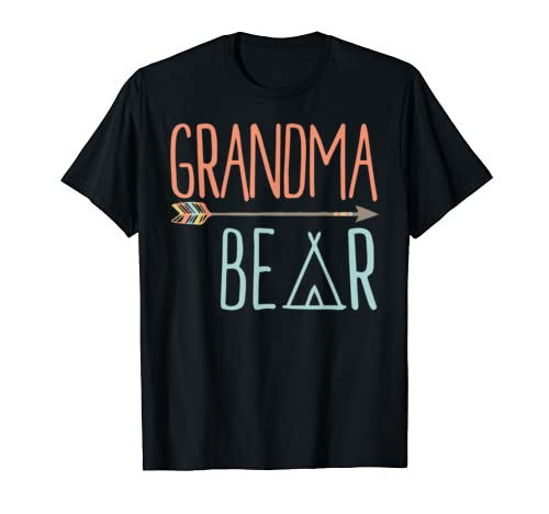 8c6674c2 Grandma Bear Shirt Grandma Shirt