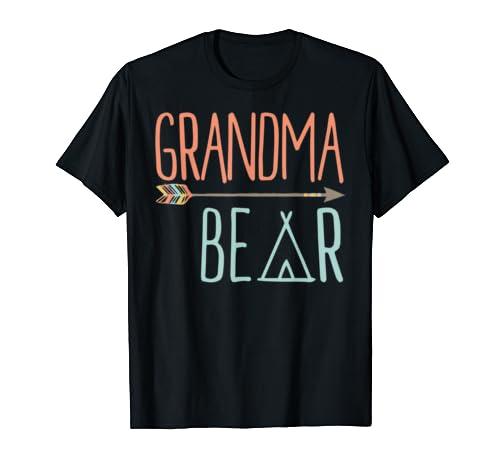 1a417436 Grandma Bear Shirt Grandma Shirt