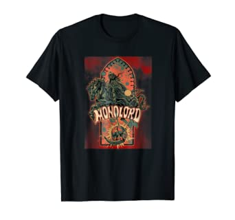 f177d9b1109 Image Unavailable. Image not available for. Color  Monolord North American  Tour 2018 Women T-shirt
