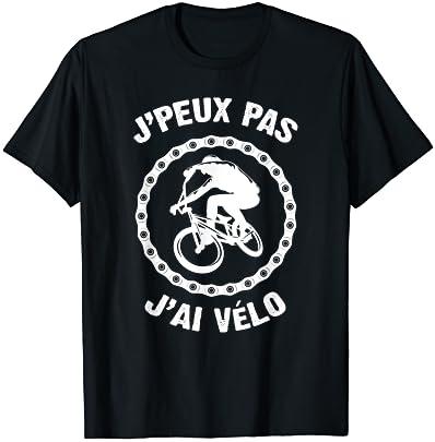 J'Peux Pas J'ai Vélo Humour Ca…