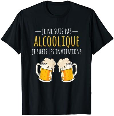 Je Ne Suis Pas Alcoolique Je S…