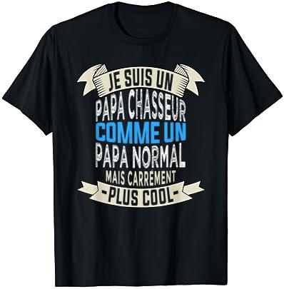 Papa Chasseur Ideé Drôle Cadea…