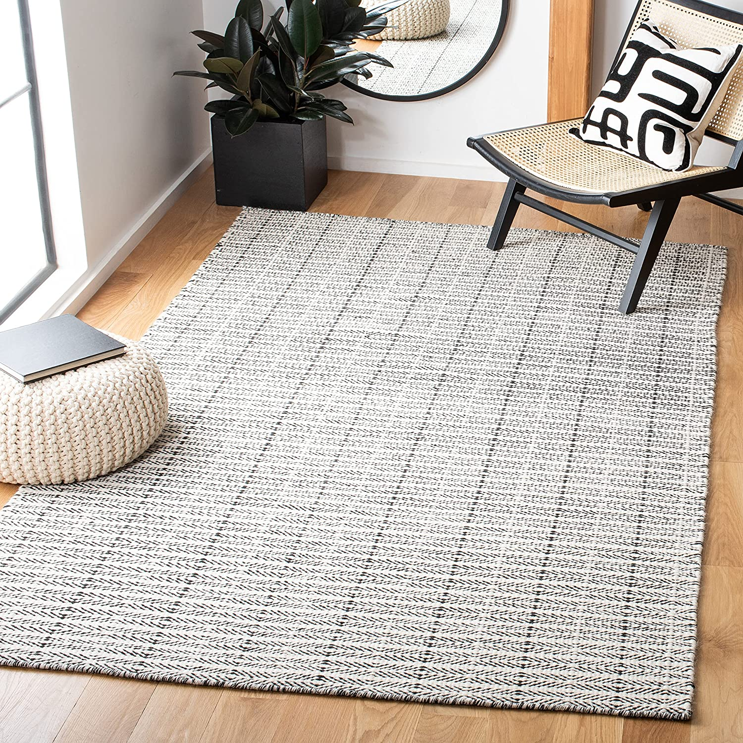 SAFAVIEH Vermont Collection VRM803Z Premium Outlet SALE Tucson Mall Handmade Wool Living