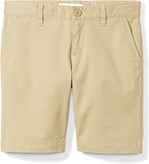 khaki shorts girl