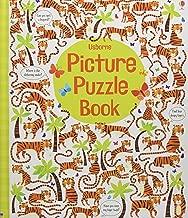 Usborne Picture Puzzle Book - Board Book
