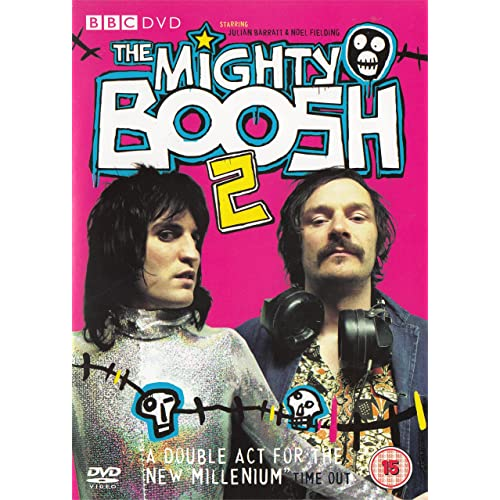 Mighty Boosh : Complete BBC Series 2