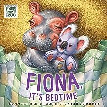 Fiona, It's Bedtime (A Fiona the Hippo Book)