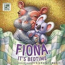 Fiona Its Bedtime (A Fiona the Hippo Book)