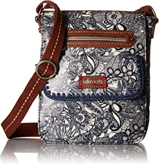 Sakroots Women's Artist Circle Small Flap Messenger