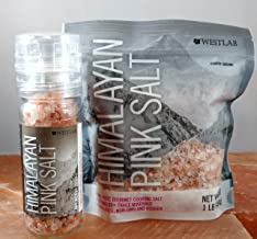 Best westlab himalayan pink salt Reviews