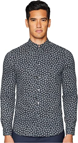 Paul Smith Long Sleeve Floral Shirt