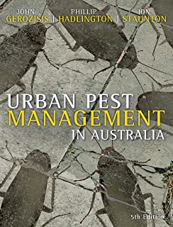 Urban Pest Management in Australia