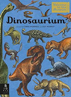 [Lily Murray] Dinosaurium: Welcome to The Museum-Hardcover