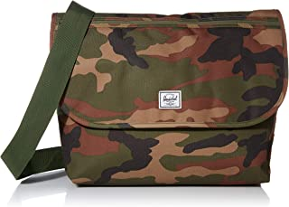 Herschel Grade Cross Body Bag, Woodland Camo, One Size