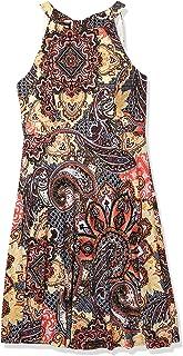 Nine West womens Mock Neck Jersey Dress Dress
