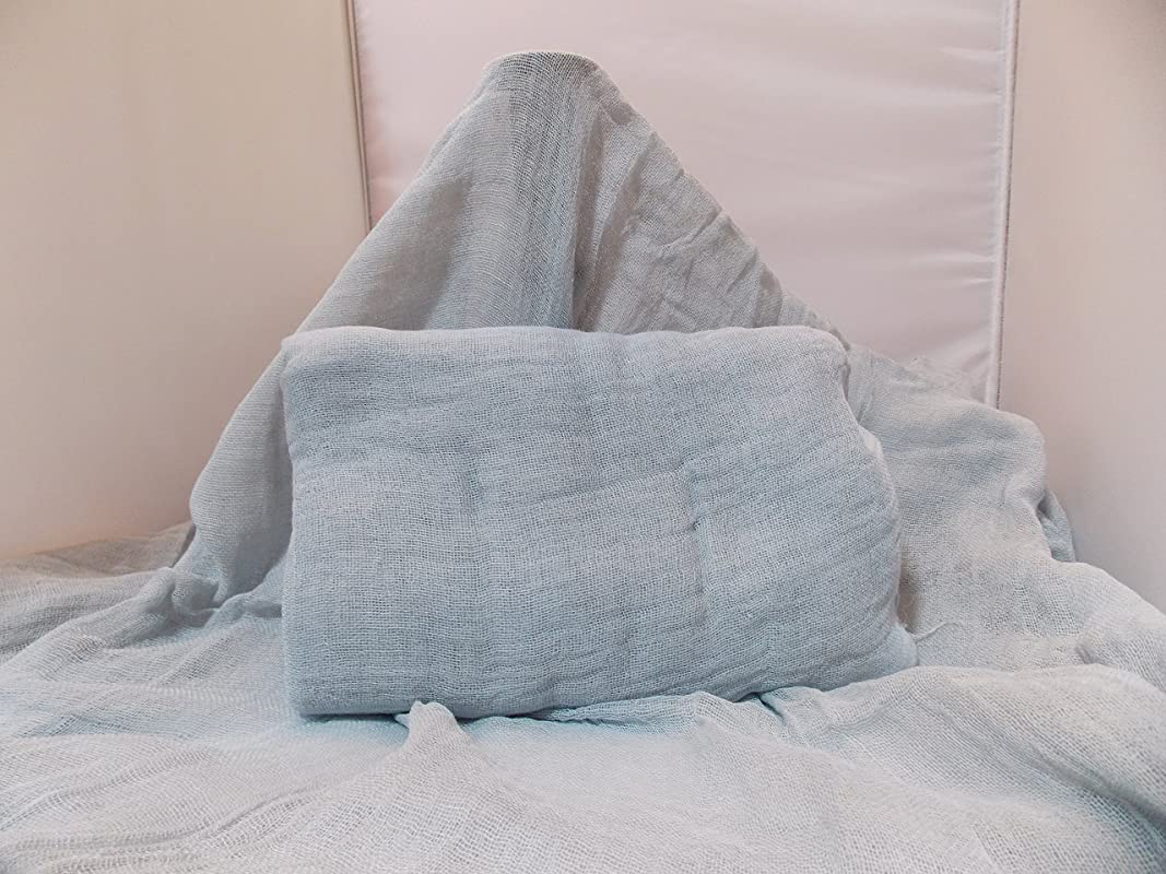 Silver Colored Dyed Cheesecloth