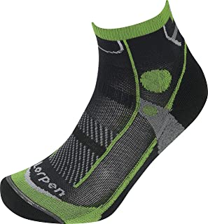 T3 Trail - Calcetines de running para hombre, talla mediana, color verde